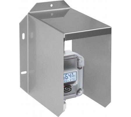 Наружный датчик температуры, относительной и абсолютной влажности, энтальпии и точки росы AAVTF от S+S Regeltechnik