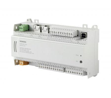 dxr2.e18-102a комнатный контроллер bacnet/ip, ac 24в (2 di, 4 ui,8 do, 4 ao) siemens BPZ:S55376-C128