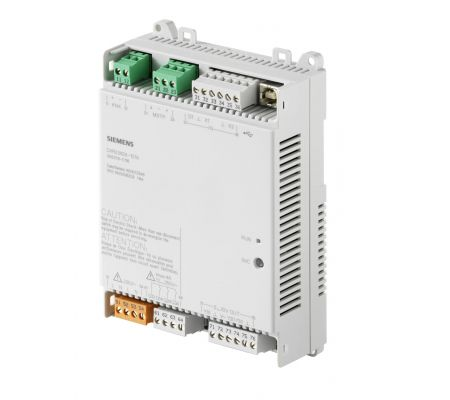 dxr2.m09-101a комнатный контроллер bacnet ms/tp, ac 230 в (1 di, 2 ui,3 do, 3 ao) siemens BPZ:S55376-C116