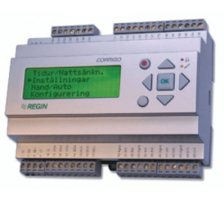 e15d-s контроллер для приточно-вытяжных систем corrigo E15D-S