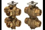 VWG41.20-0.65-2.5 6-ходовой регулирующий шаровой клапан SIEMENS